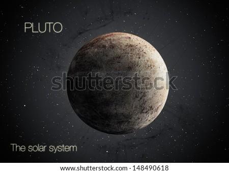 elements present on planet pluto - photo #13