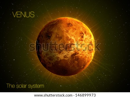solar system venus - photo #32
