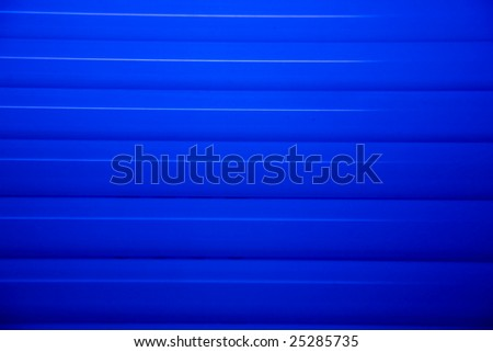 Solarium blue light tubes background closeup - stock photo