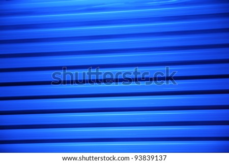 Solarium fluorescent lamps close up - stock photo