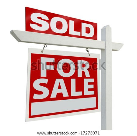 Real Estate Sold Sign Stock Images, Royalty-Free Images & Vectors ...