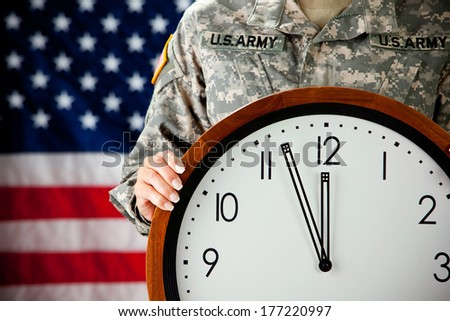 us military woman stock images royalty free images vectors shutterstock. Black Bedroom Furniture Sets. Home Design Ideas