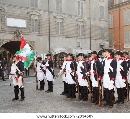 soldier,Italy,parade
