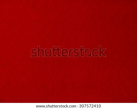 solid red background or red paper with background texture for valentine's day design or Christmas background - stock photo