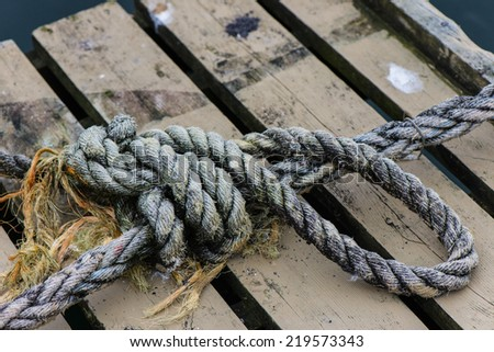 solid rope