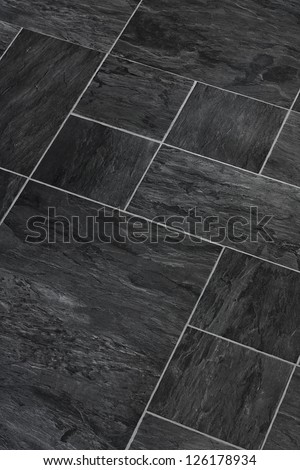 Solid Stone Slate Flooring A Popular Choice For Modern Kitchens And Bathrooms