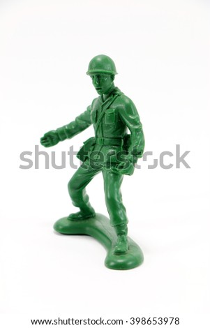 solider toy