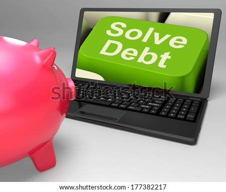 Solve Debt Key Meaning Solutions To Money Owing