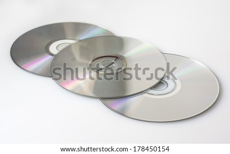 Some CD's