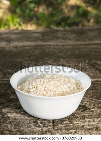 Cauliflower Plain Rice Stock Photo 437023141 Shutterstock