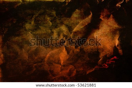 Something is coming! - stock photo