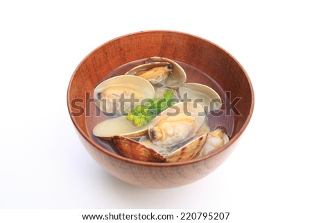 Soup of clams