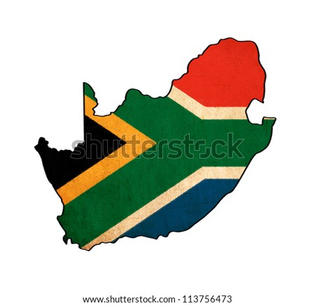 South Africa Map Stock Images RoyaltyFree Images Vectors