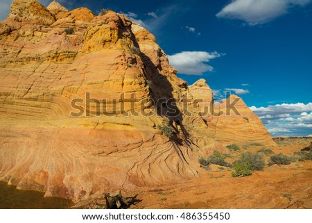 South Coyote Buttes, Utah, USA