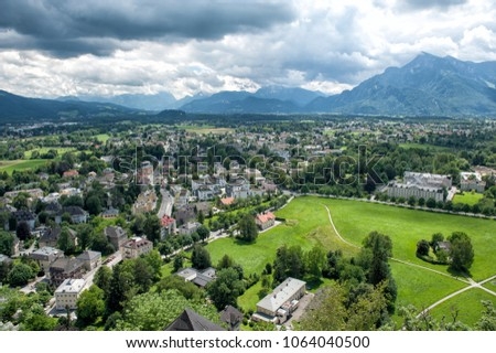 South part of Salzburg