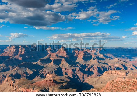 South rim Grand Canyon, Arizona