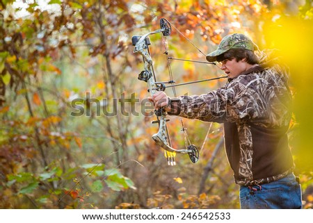 Bow Hunting Stock Images Royalty Free Images Amp Vectors