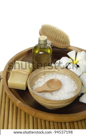 Spa and beauty treatment. - stock photo