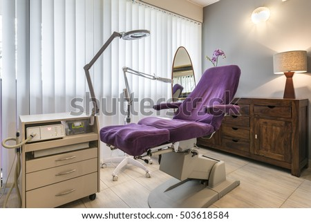Spa Center Interior Design In Wellness