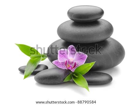 Zen stone stock images royalty free images vectors for Image galet zen