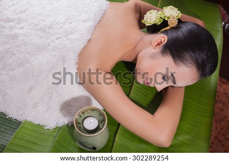 Spa Treatment, Women, Beauty.