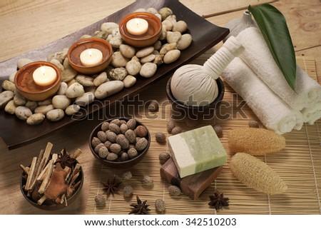 spa wellness decorations items stock photo edit now 342510203