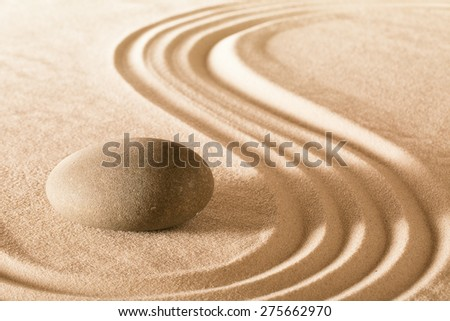 spa wellness resort sand purity and serenity  background japanese zen garden concept for balance harmony relaxation meditation and concentration pattern - stock photo