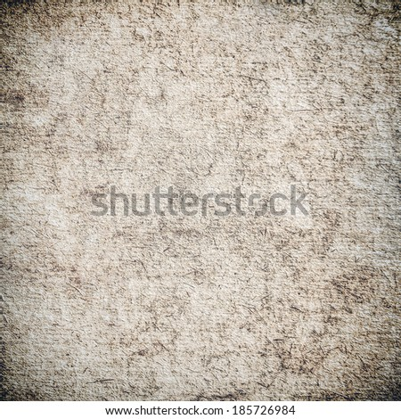 Space of vintage grungy paint black and brown brickwall background of cement, stone old dark stucco gray texture as a retro pattern wall in rural room from stonework technology, architecture wallpaper - stock photo