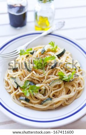 Spaghetti  - stock photo