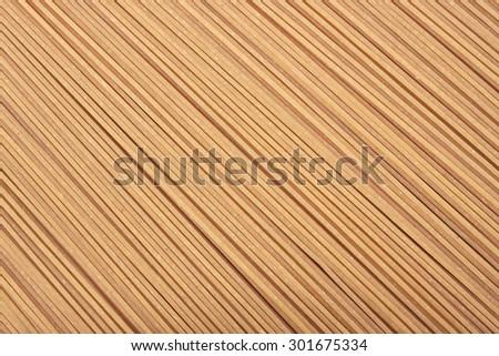 spaghetti pasta - texture - stock photo