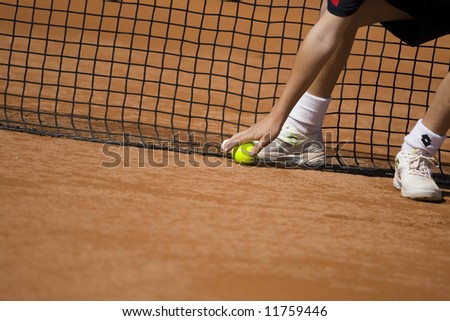 Spanish ATP Tour -Valencia City Open Tennis Championships 2008 - 2008.04.20 - stock photo