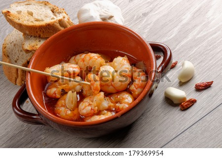 shrimp with garlic oil garlic lime shrimp garlic brandy shrimp garlic ...