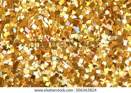 Sparkle glittering background. - stock photo