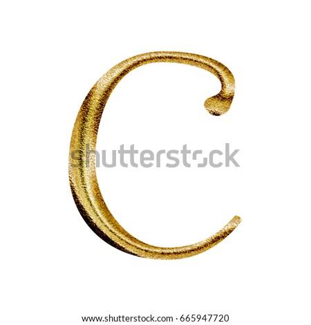 Clover Capital Letter