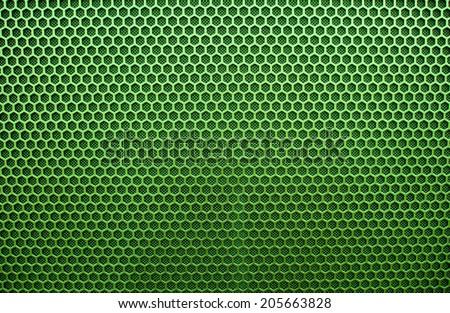 Speaker grille texture - stock photo