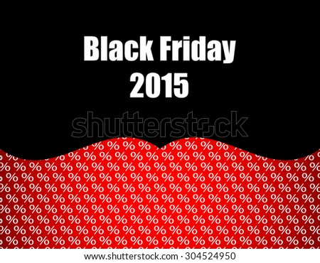 special black friday background - stock photo