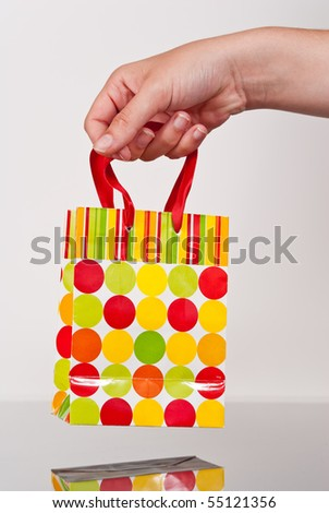 Special Gift - stock photo