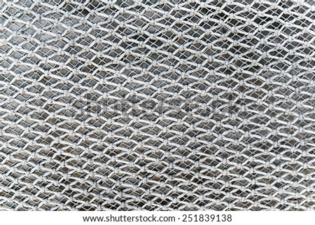 Special to fund fishing nets - stock photo