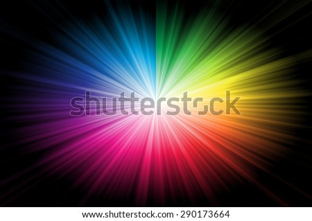 Spectrums Abstract Background