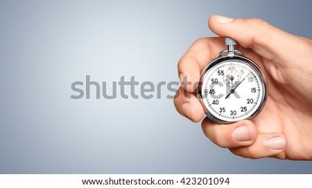 Speed. - stock photo