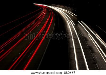 Speed - stock photo