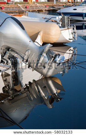 Speed Boat's Engines