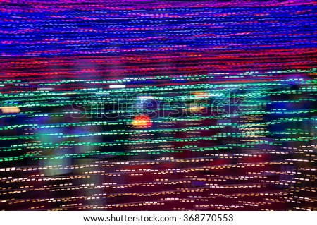 speed light, abstract background