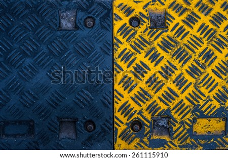 speed ramp close up background texture  - stock photo