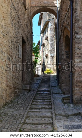 Spello (Umbria, Italy) - A awesome medieval little town in Umbria