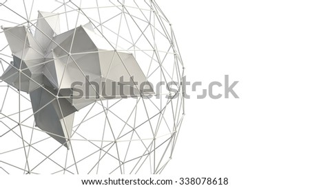 Sphere Abstract 3D