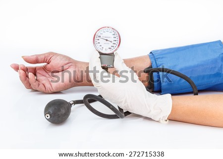sphygmomanometer, blood pressure measurement techniques