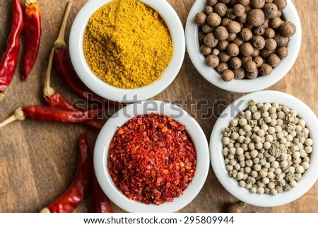 Spice, condiment, food.