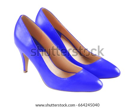 Navy Blue High Heels Stock Images, Royalty-Free Images & Vectors ...