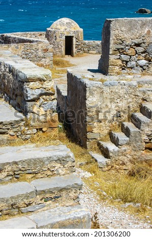 Spinalonga - island of lepers